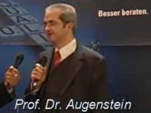 Prof. Dr. Augenstein Interview