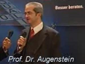 Prof. Dr. Augenstein Interview